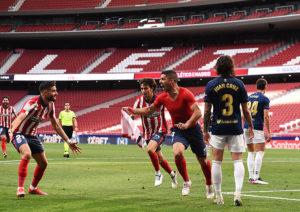 Análisis táctico: Atlético de Madrid 2 Osasuna 1