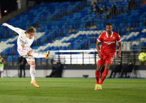 Análisis táctico: Real Madrid 2 Sevilla 2