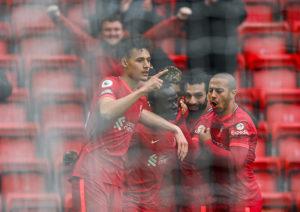 Análisis táctico: Liverpool 2 Crystal Palace 0