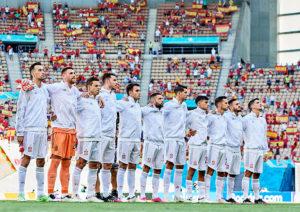 Euro 2020: Desarrollo y evolución del juego de España