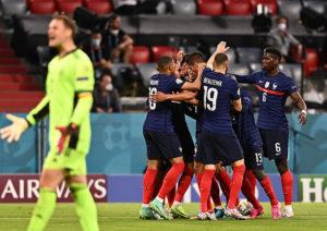 Análisis táctico: Francia 1 Alemania 0