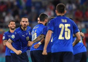 Euro 2020: El modelo de presión de Italia