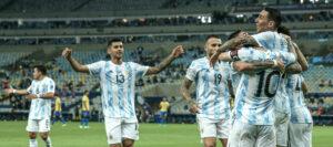 Análisis táctico: Argentina 1 Brasil 0