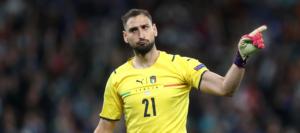 Ligue 1: El informe de Gianluigi Donnarumma