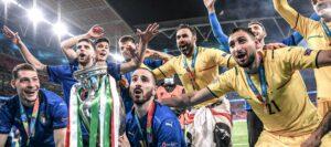 Análisis táctico: Italia 1 (3) Inglaterra 1 (2)