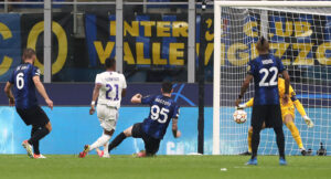 Análisis táctico: Inter de Milán 0 Real Madrid 1